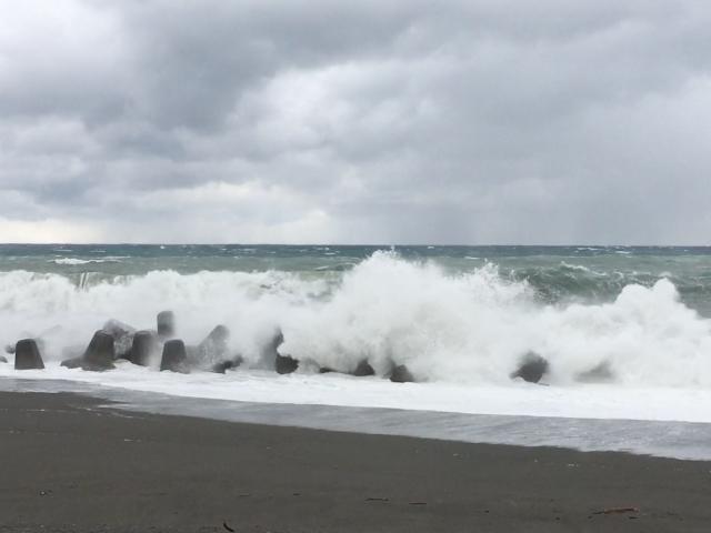 2019 台風 10号 高知 上陸 とさでん