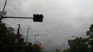 大雨 西鉄電車 バス